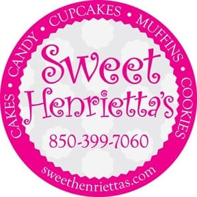 Sweet Henrietta's Bakery Logo.
